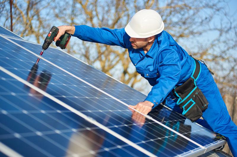 Empresa energies renovables i eficiència energètica